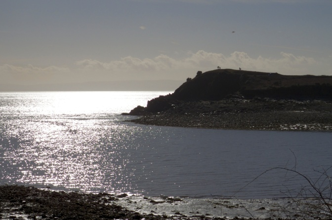 Eastern side of Sully Island