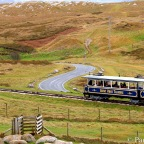 Hills and Trams. Great Orme Tramway – Welsh 100: No 18