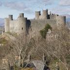 Castell Harlech: Welsh 100 – No 20.