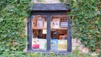 Books, books and more books. Hay-on-Wye. Welsh 100: Number 40