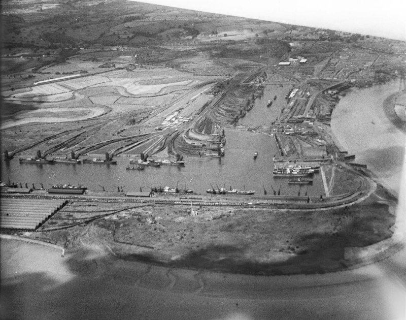 Llanelli North Dock