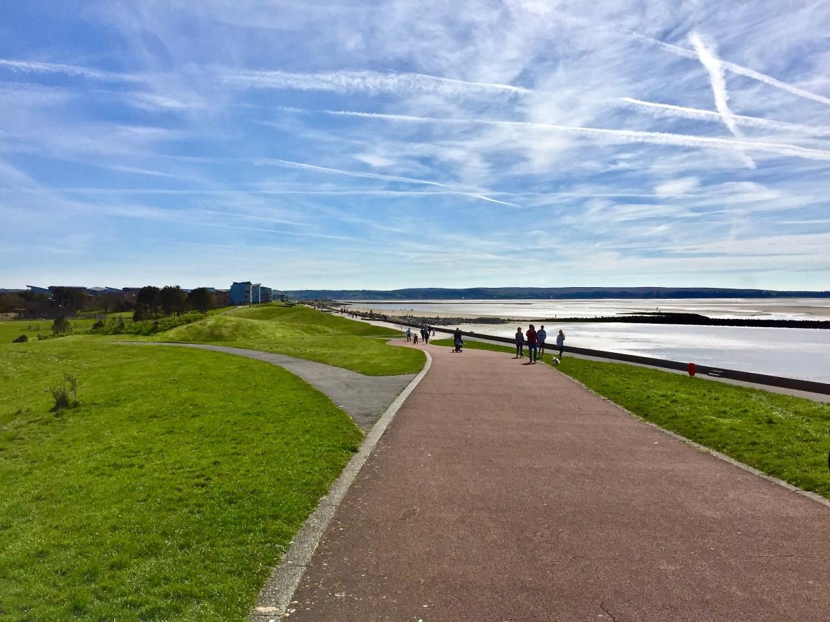 Loughor Estuary 170326