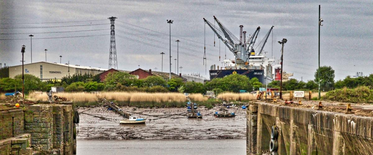 Newport Docks 170421
