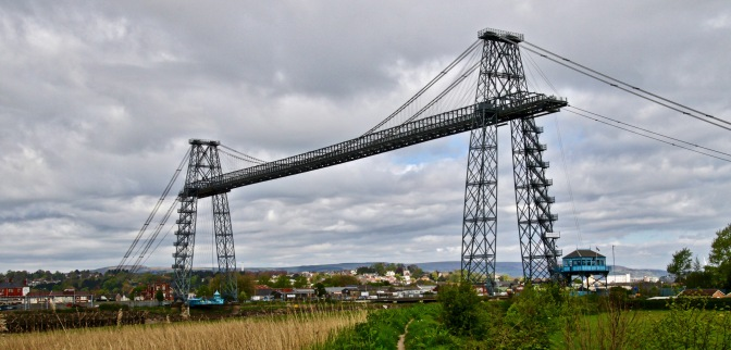 Newport Transporter Bridge 170421