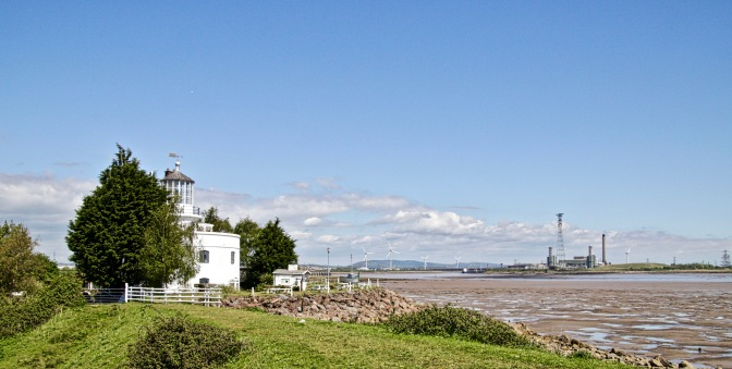 West Usk Lighthouse 170421