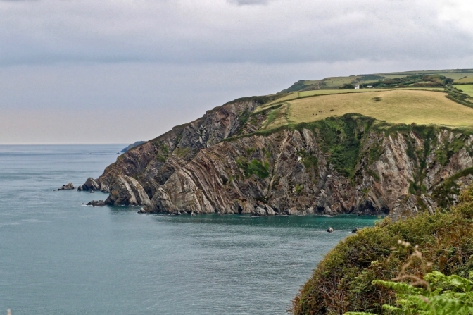 Lee Bay to Mortehoe 170627