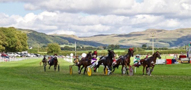 Tregaron Races 170826