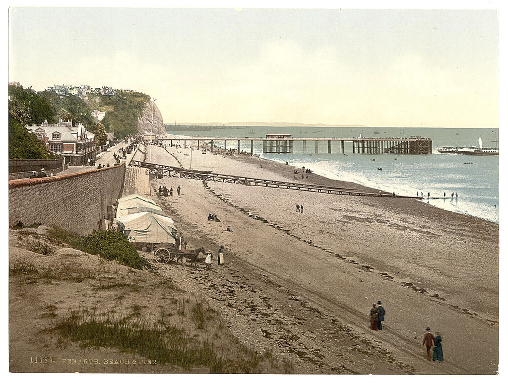 Old Penarth Photo