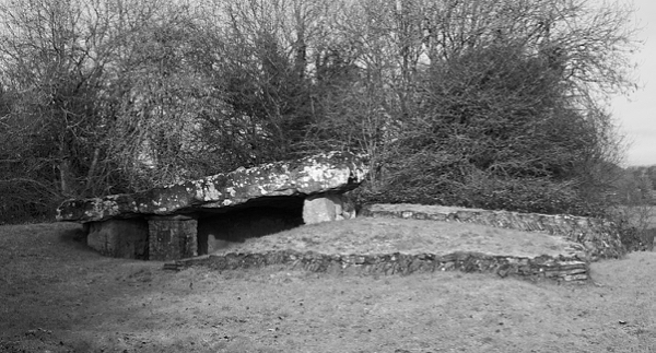 Tinkinswood Burial Chamber 091217