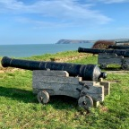 Fishguard Fort – Invading Americans