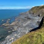 Diversion ahead – Borth to Aberystwyth