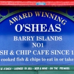 Fish and Chips on Barry Island – Welsh 100 #62